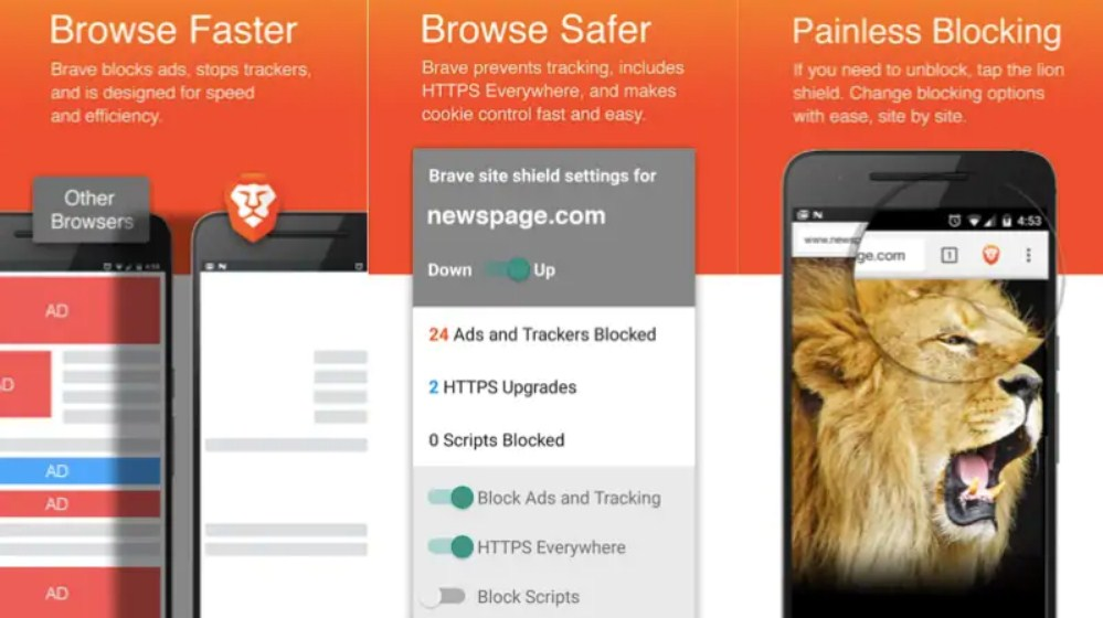 10 best web browsers for android users