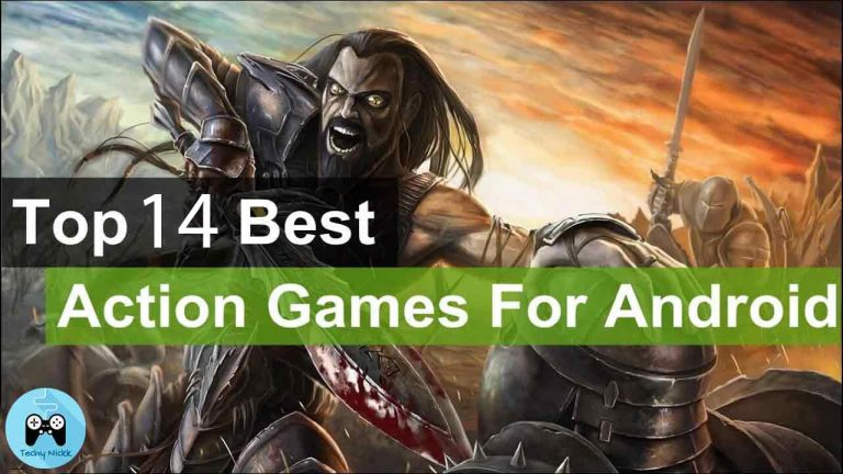 14 Best Action Games for Android for True Gamers