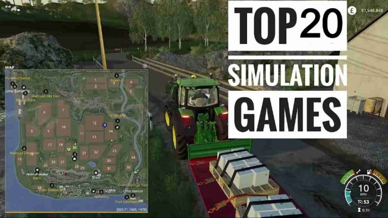 20 Best Simulator Games for Android Gamers in 2020