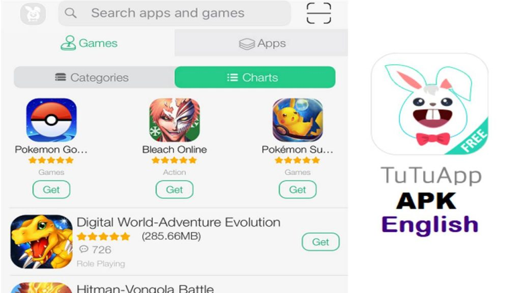 tutuapp best 3rd party app stores
