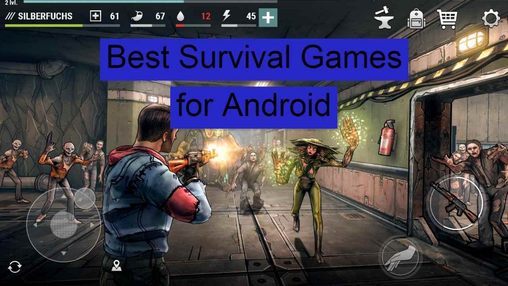12 Best Survival Games for Android and iOS in 2020 and 2021