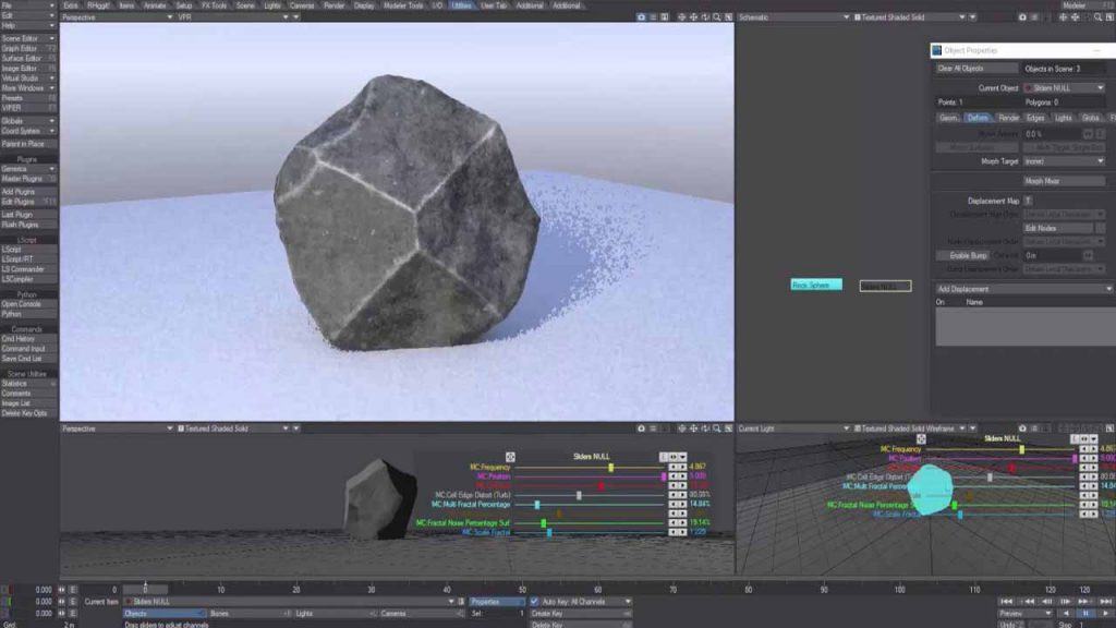 lightwave 3d is one of the best animation video maker