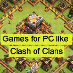 best games for pc like clash of clans