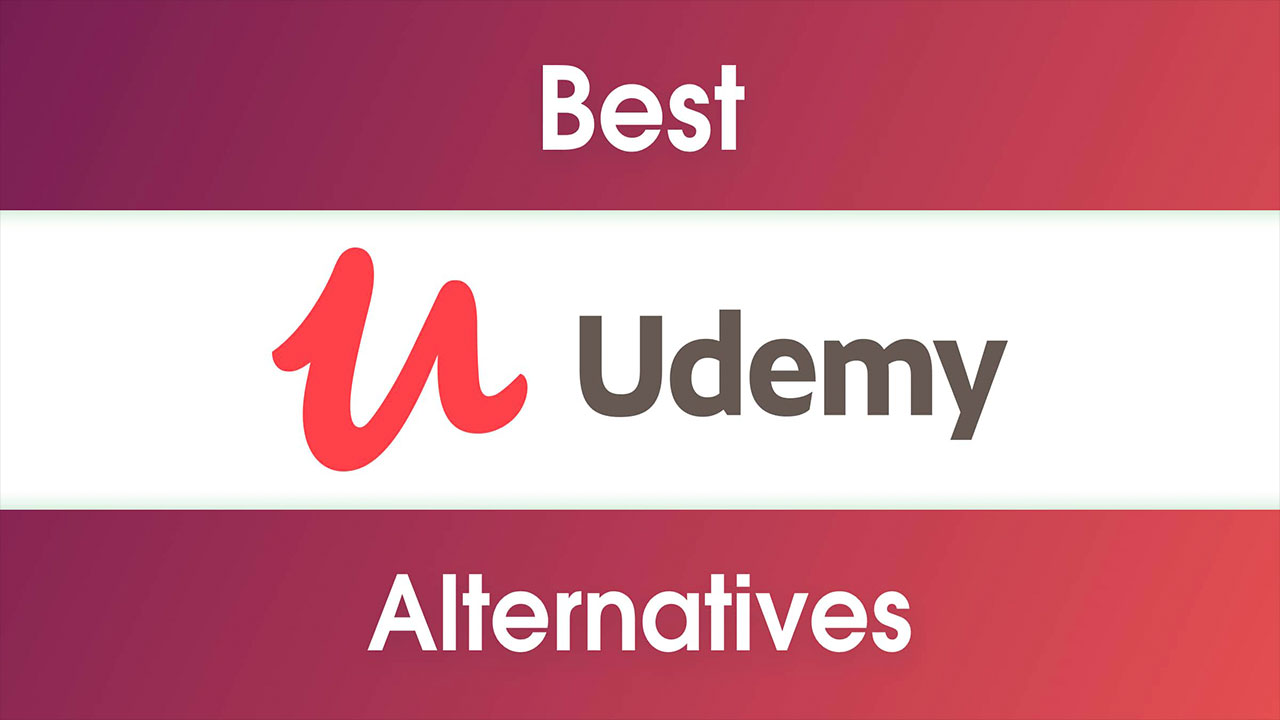 20 Best Udemy Alternatives t