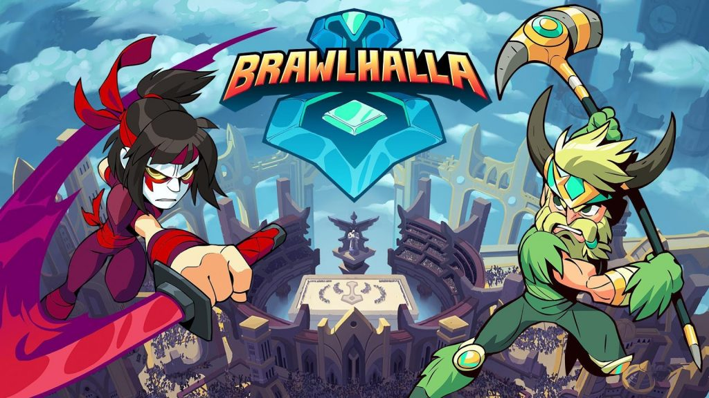 Brawlhalla is one of the best free to play games on steam
