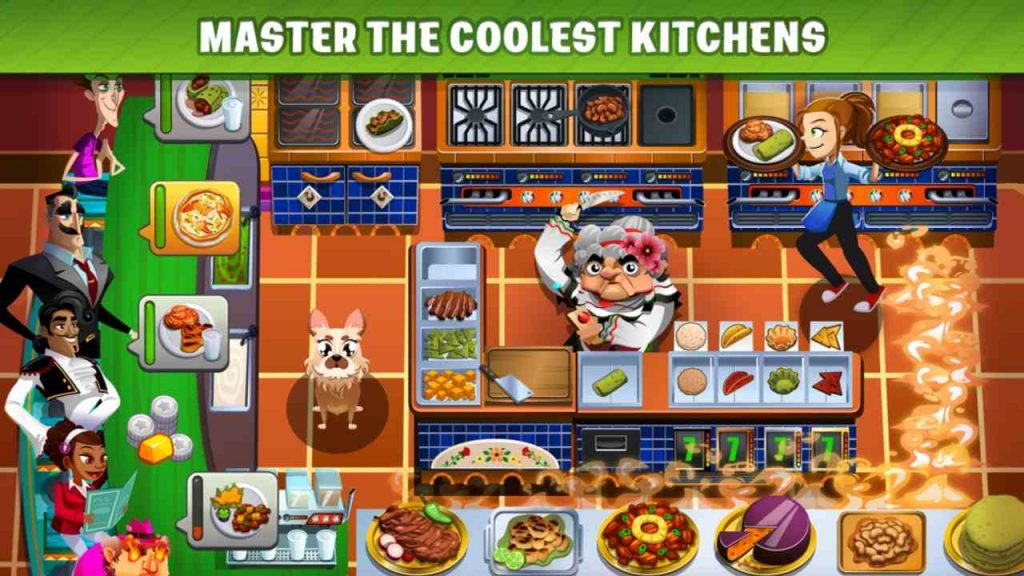 Cooking Dash is one of the best cooking games for all the master chef out there