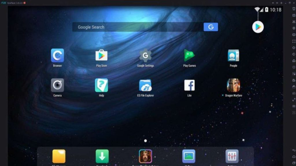 Nox is one of the best tools for hack any android game in seconds