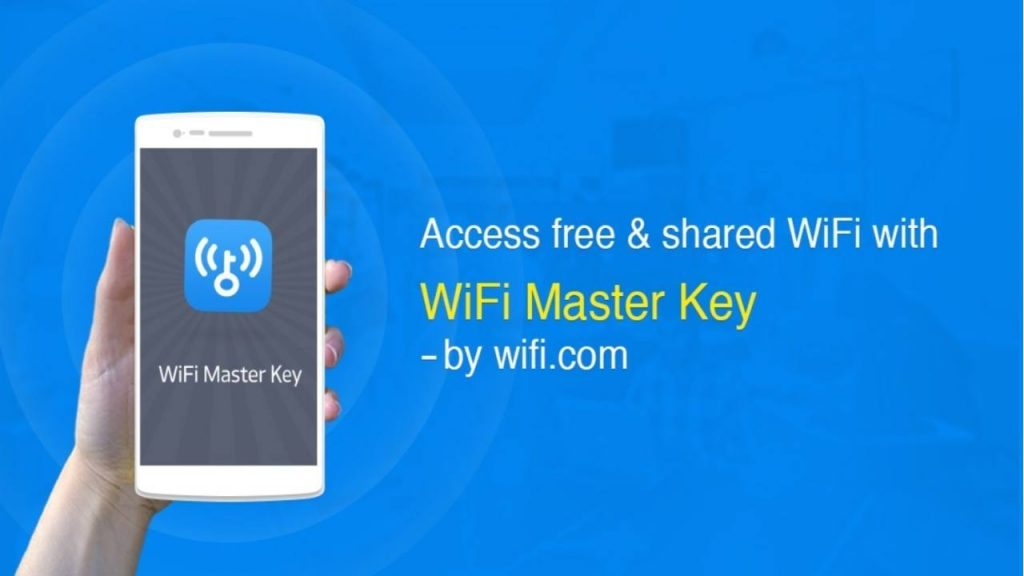 Wifi Master is an amazing apps for hacking needs