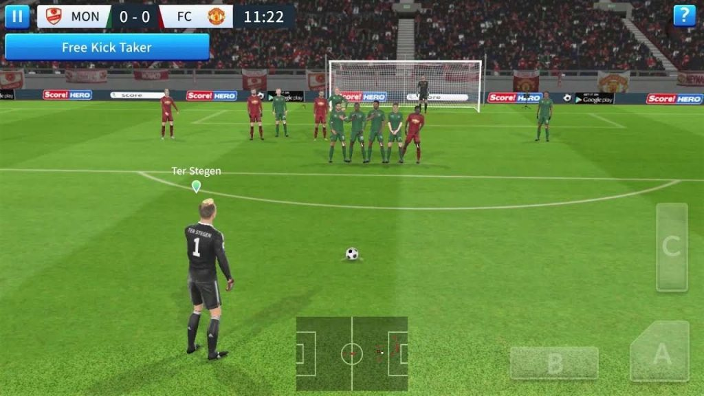 best online & offline football games for android to kill your time