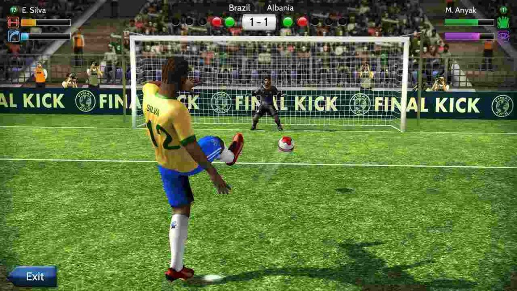 Best offline football games for android to kill your time