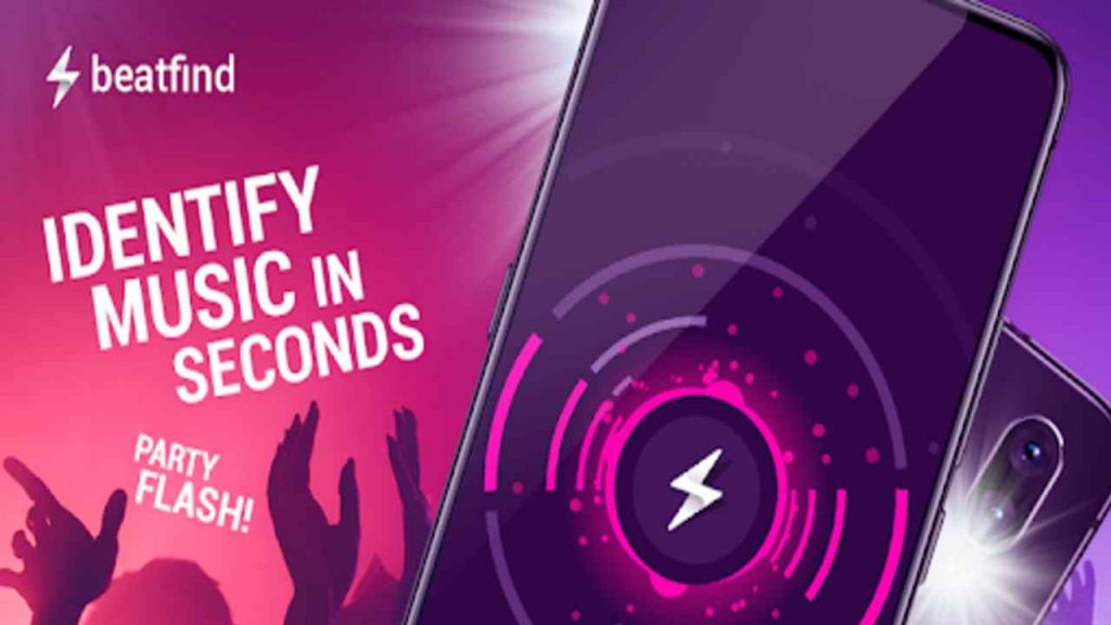 beatfind is one of the best apps for music finder and music recognition for android and iOS