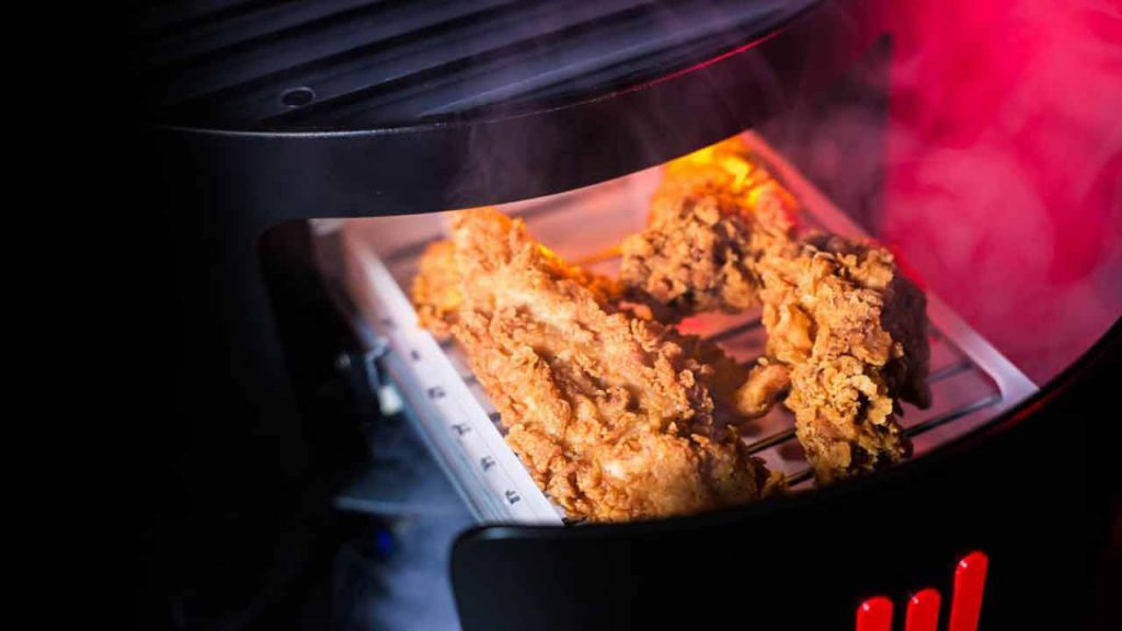 KFConsole Chicken Chamber is new of its kind in the 21st century