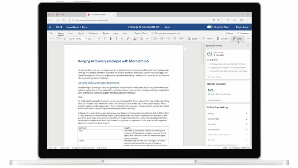 Microsoft Office is one of the best Google Docs alternatives right now