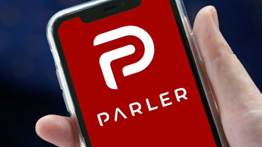 Parler is Back Online without old posts and Amazon Web Services