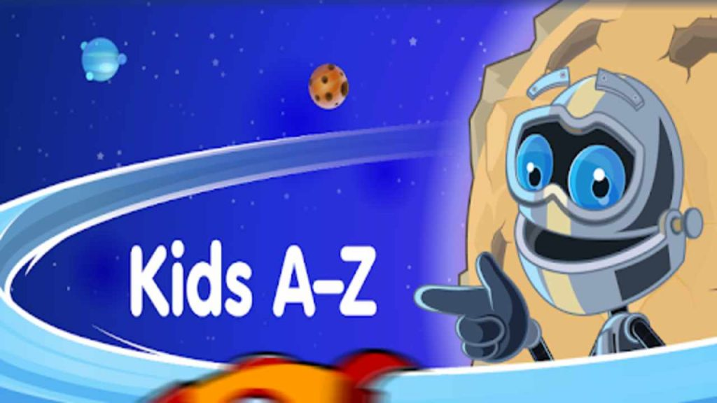 Kids A-Z is one of the best educational apps for students and teachers