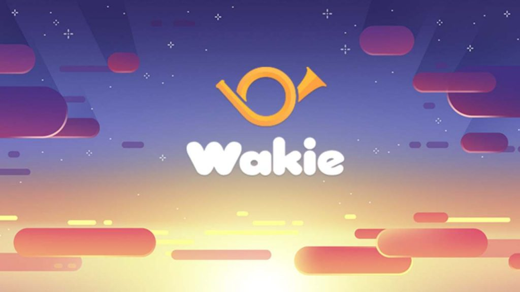 Wakie is online group chat app where you can find people and talk to them through calls, video calls, and text messages.