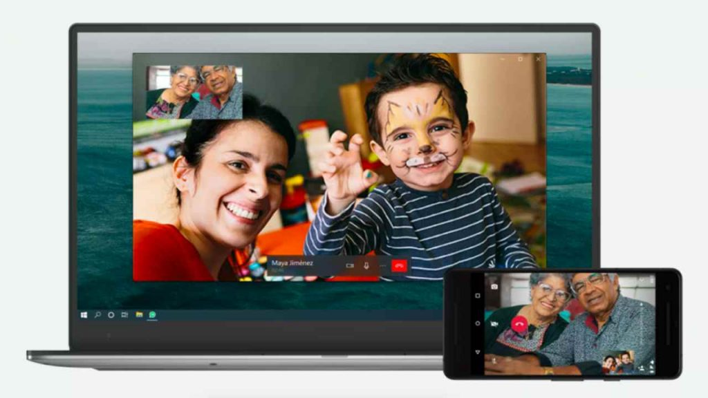 Whatsapp Rolling Out Audio/Video Calling Features for Desktop And Web Users